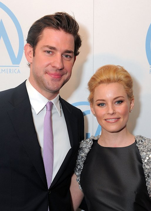 21st Annual Producers Guild Awards 2010 John Krasinski Elizabeth Banks