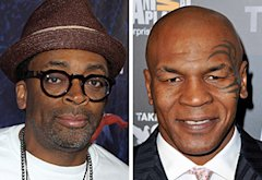 Spike Lee,  Mike Tyson | Photo Credits: Bruce Glikas/FilmMagic.com;  D Dipasupil/FilmMagic.com