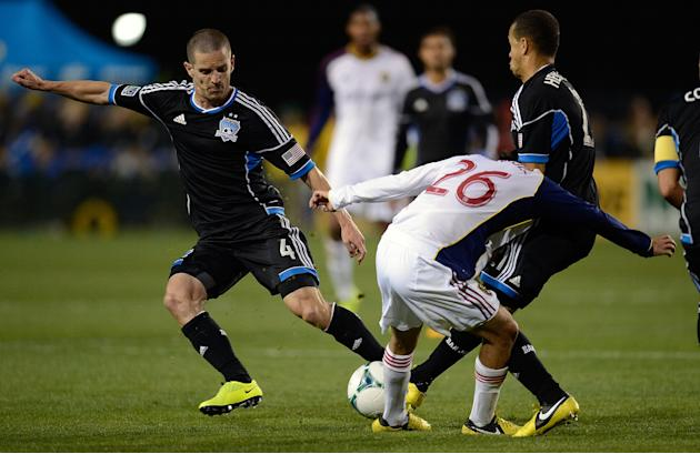 Real Salt Lake v San Jose Earthquakes