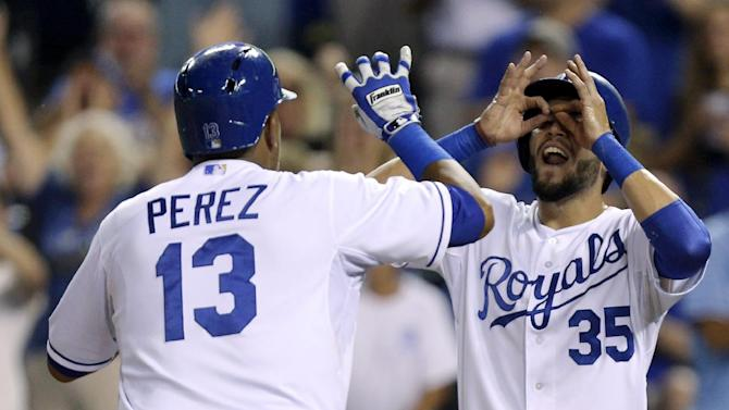 Royals slip past Tigers 4-3
