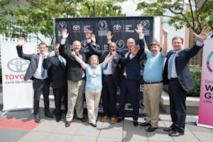 Toyota Named Official Automotive Partner of the 2015 Special Olympics World Games