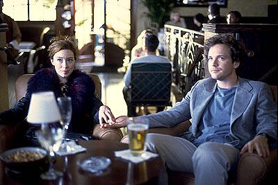 Molly Parker and Peter Sarsgaard in Artisan's The Center Of The World