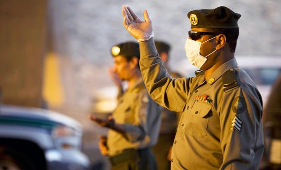 Riyadh police in joyride crackdown