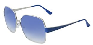Mossimo Blue Sunglasses, $16.99