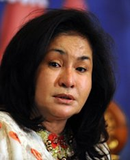 Rosmah: Diamond ring allegation a slander