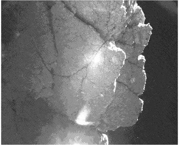 European Comet Lander May Wake Up from Space Slumber