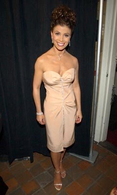 Paula Abdul VH1 Vogue Fashion Awards - 10/15/2002