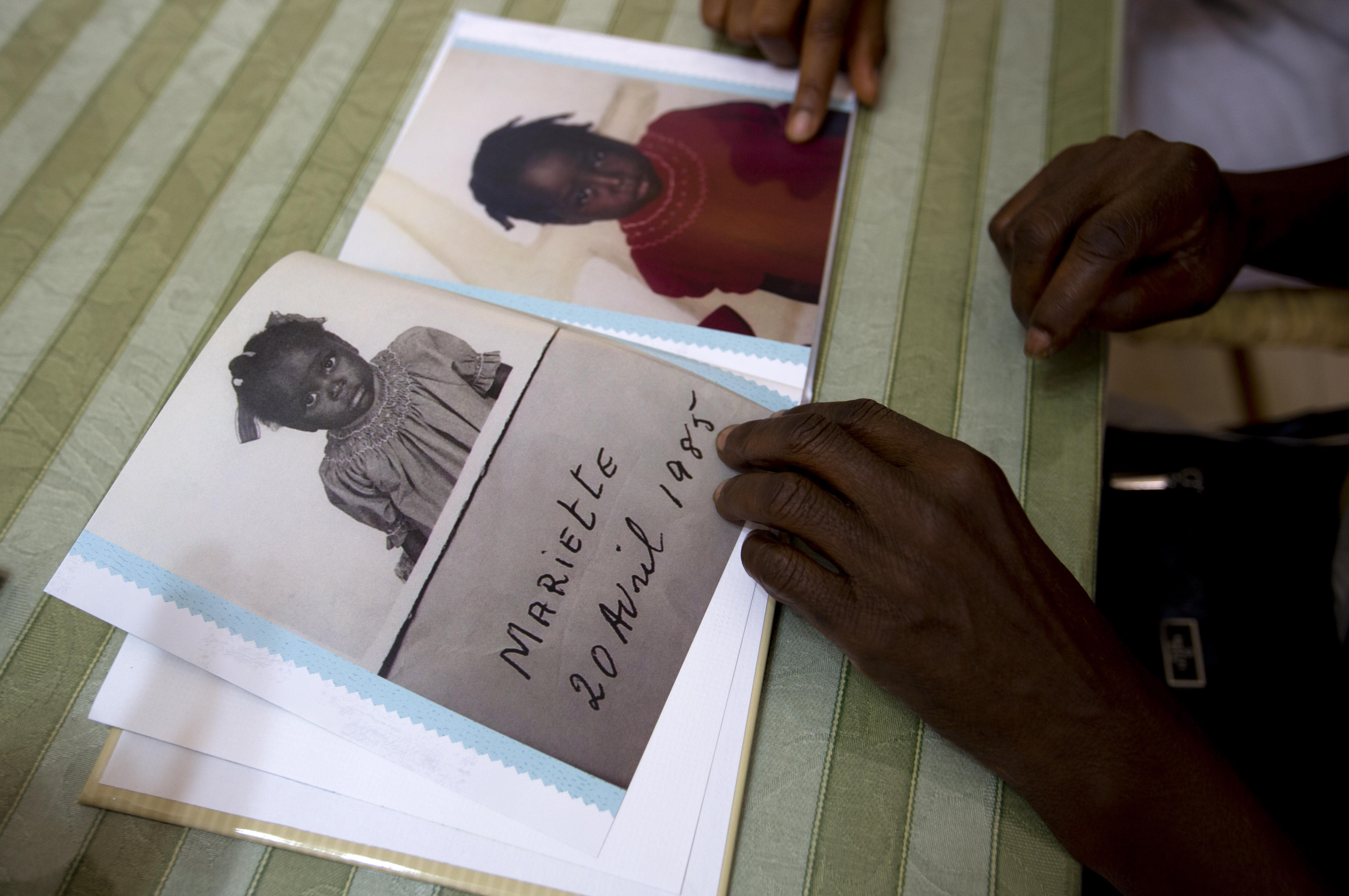 A search for family in Haiti raises questions about adoption