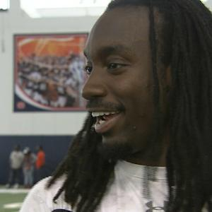 NFL Media's Mike Mayock catches up with Auburn wide receiver Sammie Coates