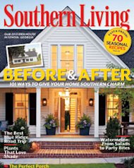 Southern Living August 2012