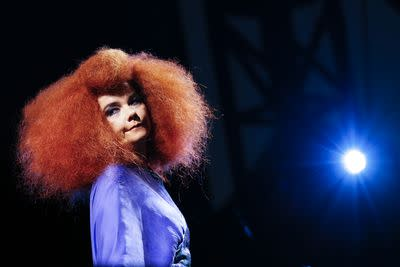 Why 2015 Might Just Be the Year of Bjork