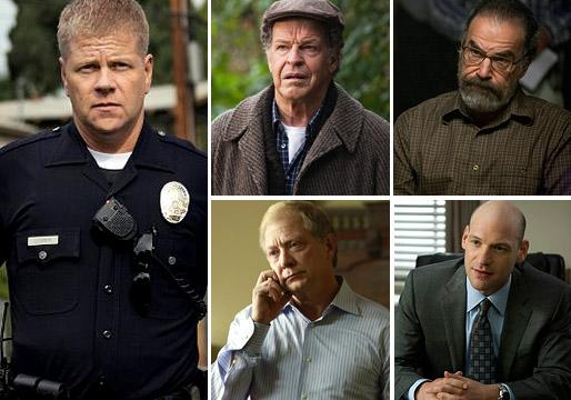Emmys 2013: The Supporting Drama Actor Race in Review, Including Our 6 Dream Nominees