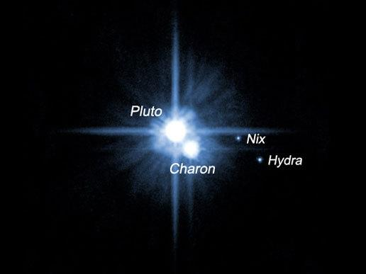 'Vulcan' Warps Into Lead in Pluto Moon Name Contest