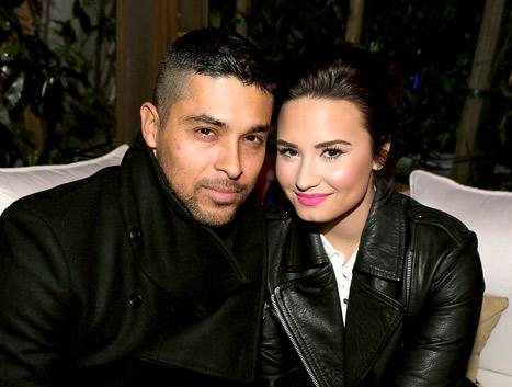 Wilmer Valderrama Tweets Sweet Birthday Message to Rumored Girlfriend Demi Lovato