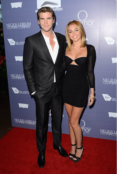 Australians In Film Awards &amp; Benefit Dinner 2012 - Arrivals