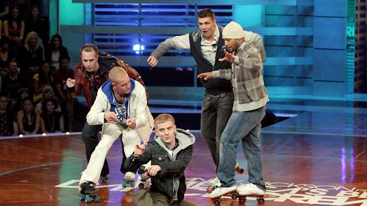 Backstage at America's Best Dance Crew