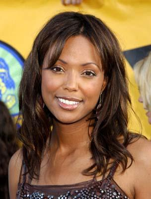 Aisha Tyler MTV Movie Awards - 5/31/2003