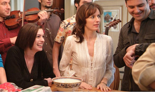 Anne Hathaway Rosemarie DeWitt Mather Zickel Rachel Getting Married Production Stills Sony Pictures Classics 2008