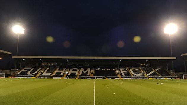 A general view of the pitch at Craven Cottage (PA)