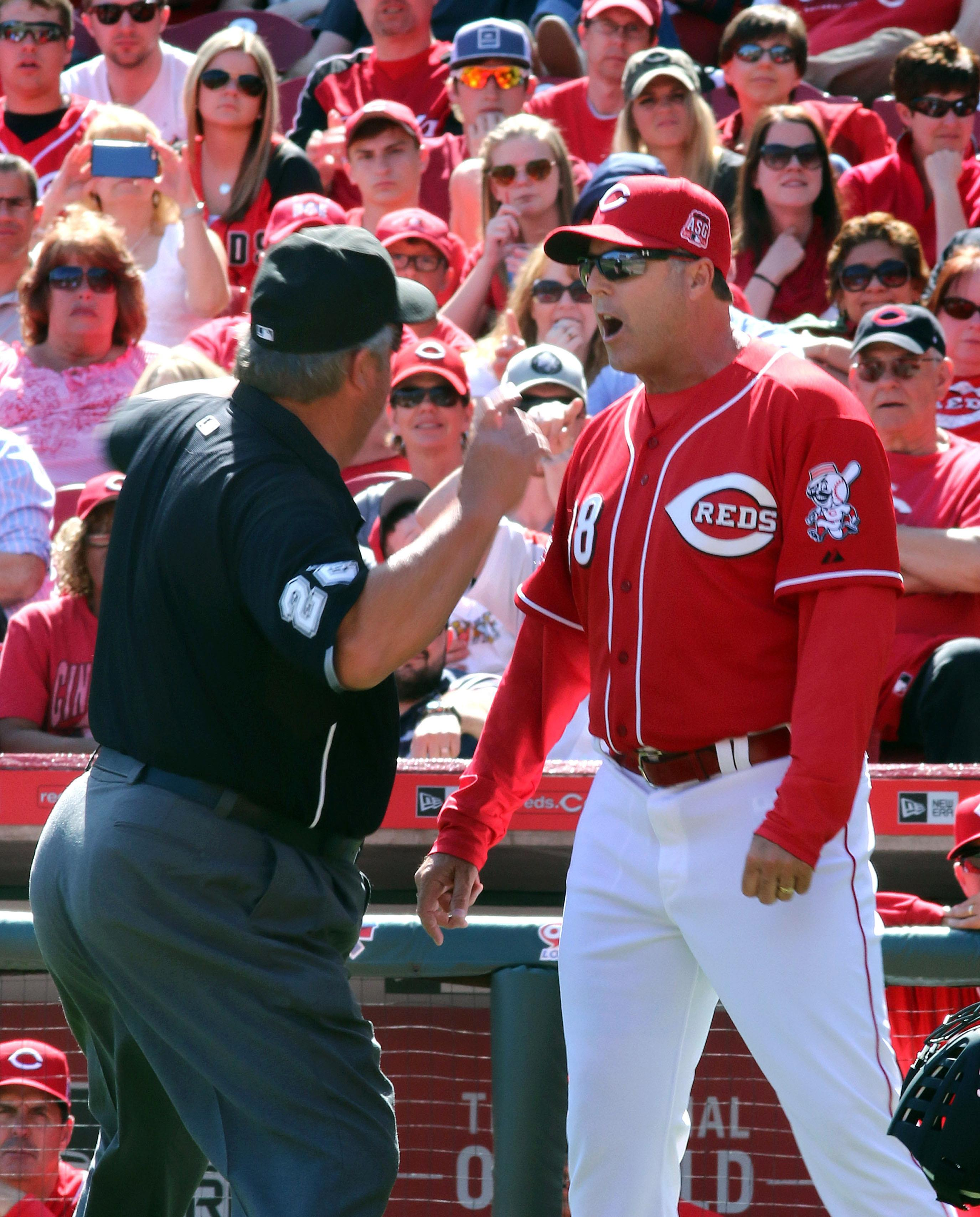 Reds' Bryan Price apologizes for language, not message