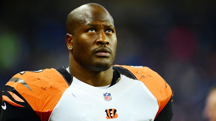 Is the end near for James Harrison now that Cincinnati Bengals …