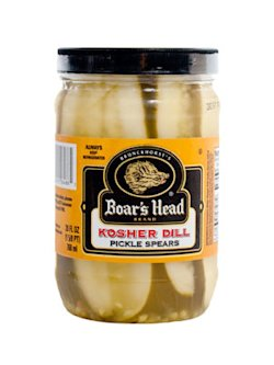 Boar&amp;#39;s Head Whole Kosher Dill 