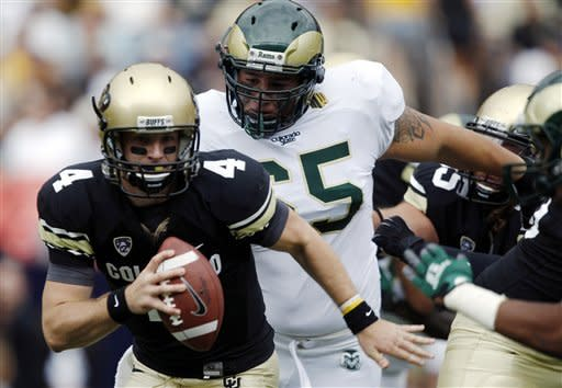 Colorado State defeats Colorado 22-17 in opener