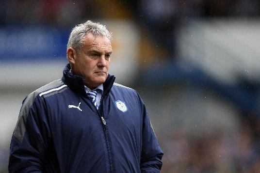Dave Jones led Sheffield Wednesday to promotion from League One last season
