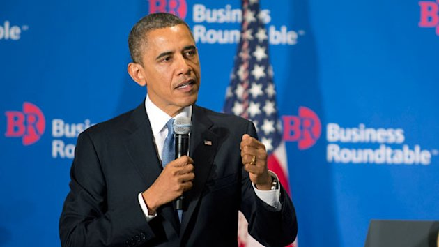 Obama: 'I Won't Compromise' on Taxes (ABC News)