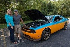 Tim McGraw Hands Over Keys To Grand Prize In Pennzoil® Sweepstakes