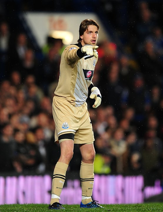 Tim Krul says the experience of being at Euro 2012 will help him in future