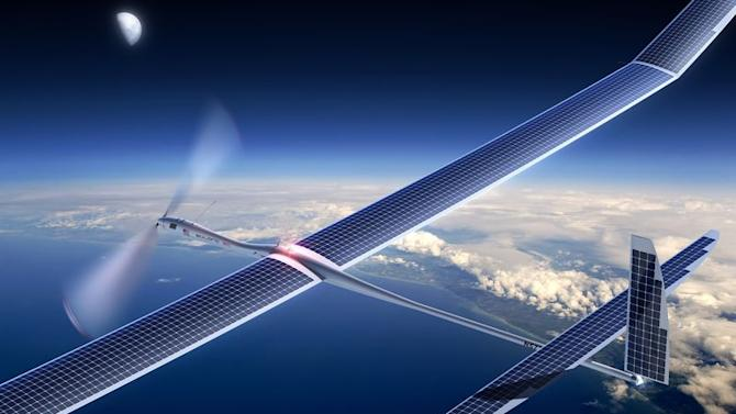 Google says its Titan drones will make their first flight in a few months
