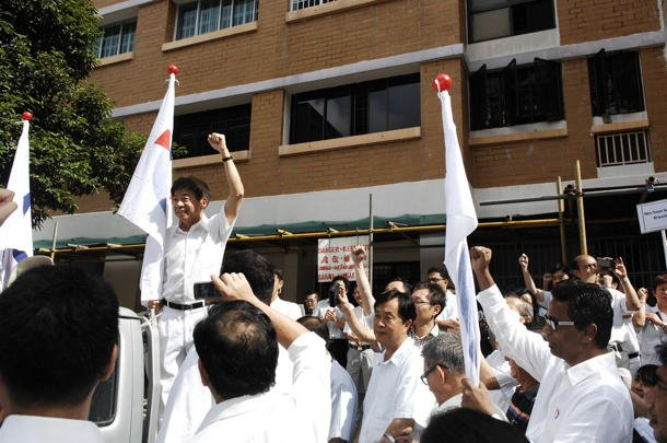 PAP leaders were quick to comment on the WPs expulsion of Yaw Shin ...