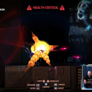 Galak-Z Stage Demo - PAX Prime 2014