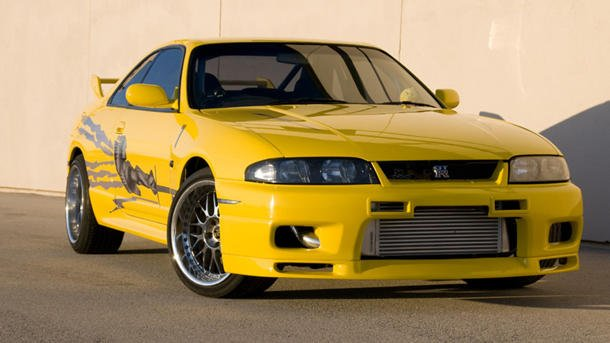 "1998 Nissan Skyline GT-R ""Big Bird"""