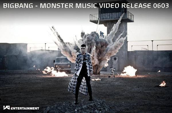 Big Bang Daesung and Seungri's 'Monster' MV Still Cuts Released