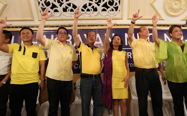 LP vows 'decent election'; Old rivals, names in one coalition