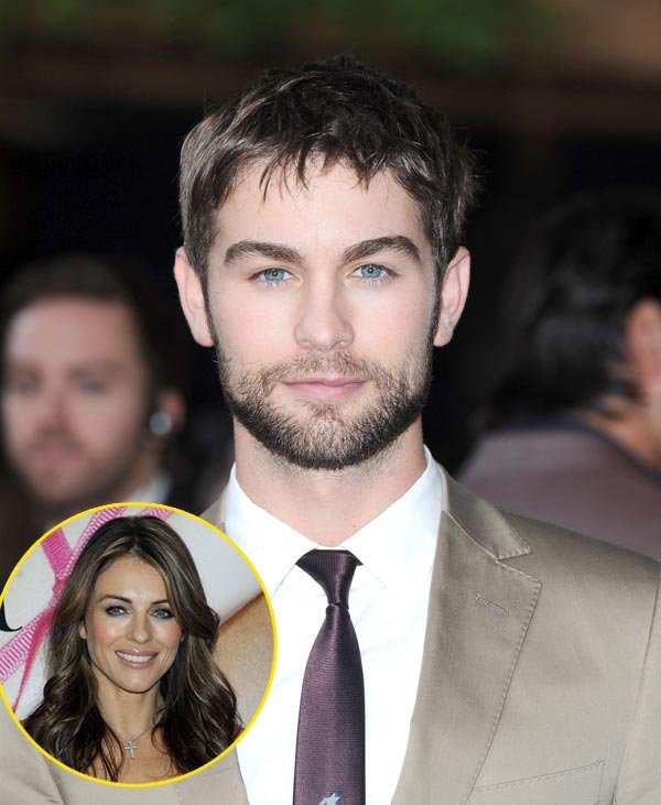 Chace Crawford Wants Elizabeth Hurley Back On 'Gossip Girl'
