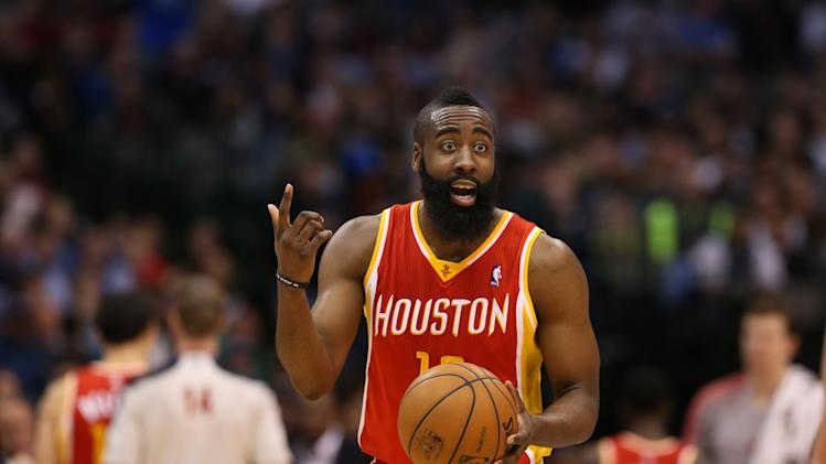 NBA: Houston Rockets at Dallas Mavericks