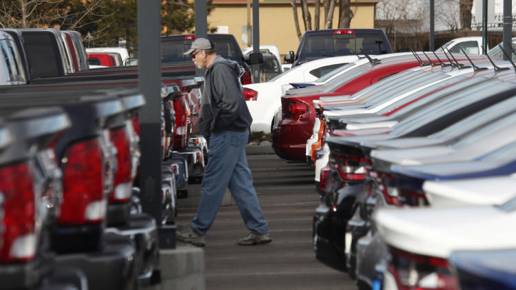 Frigid weather pulls Jan. auto sales down 3 pct.