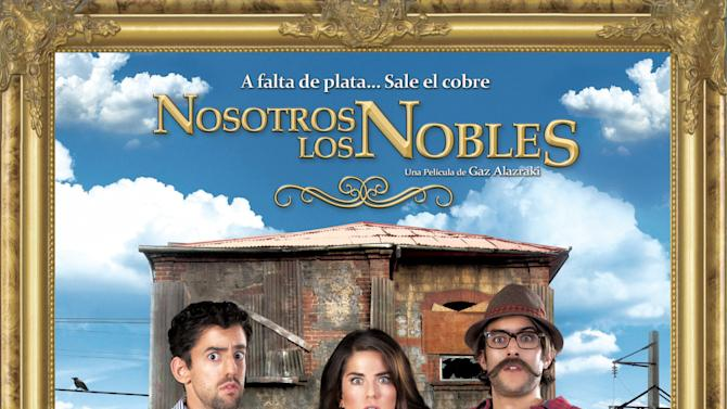 Comedy on Mexico income gap a big screen hit