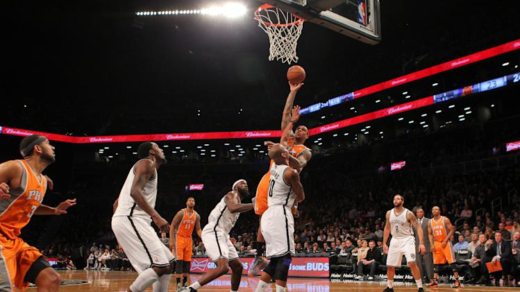 NBA: Phoenix Suns at Brooklyn Nets