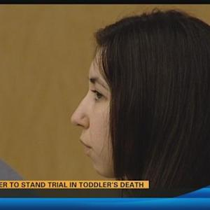 Mother to stand trial in toddler's drowning death