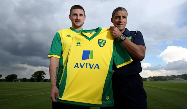 Soccer - Barclays Premier League - Norwich City Press Conference - Colney Training Centre