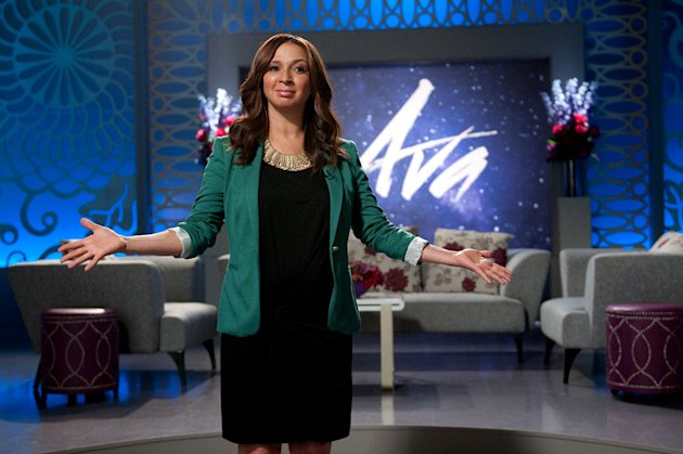 "Maya Rudolph stars as Ava in ""Up All Night."""