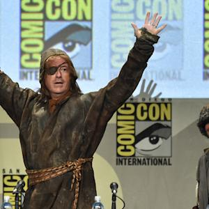 Stephen Colbert Rocks Full 'Hobbit' Costume To Host Comic-Con Panel