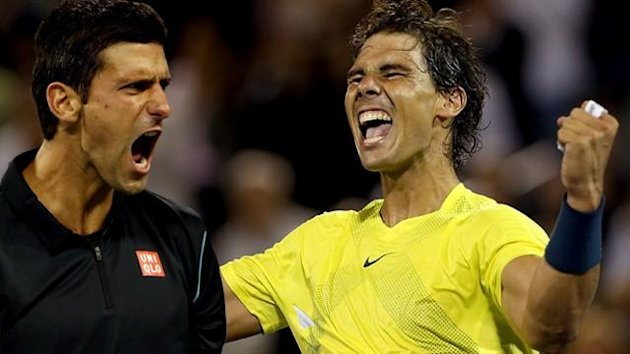 Novak Djokovic and Rafael Nadal Live Streaming
