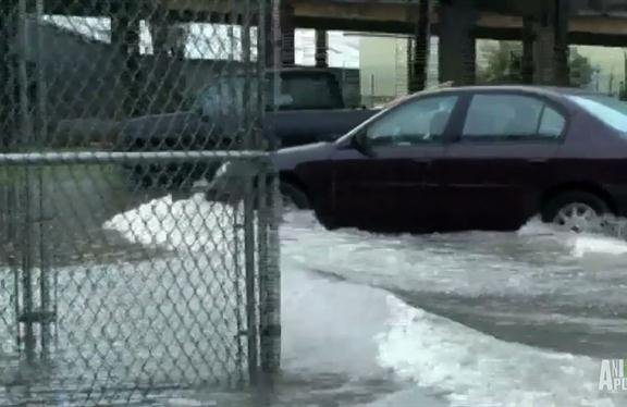 Fierce Storm Hits NOLA, Floods …