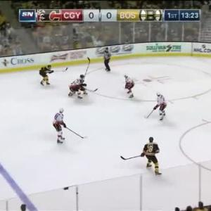 Karri Ramo Save on Brad Marchand (06:39/1st)