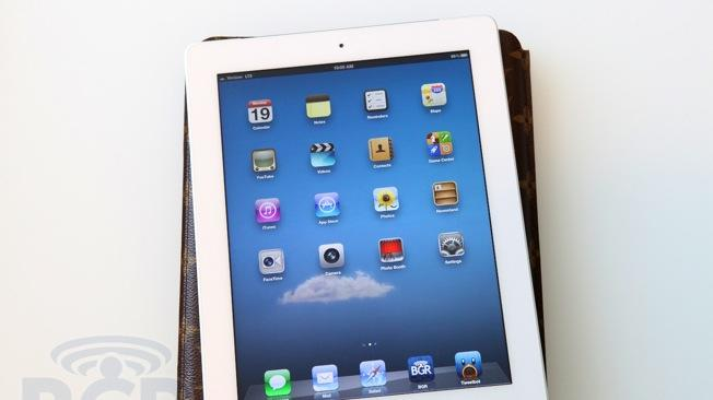 iPad demand to push tablet shipments past 100 million units in 2012